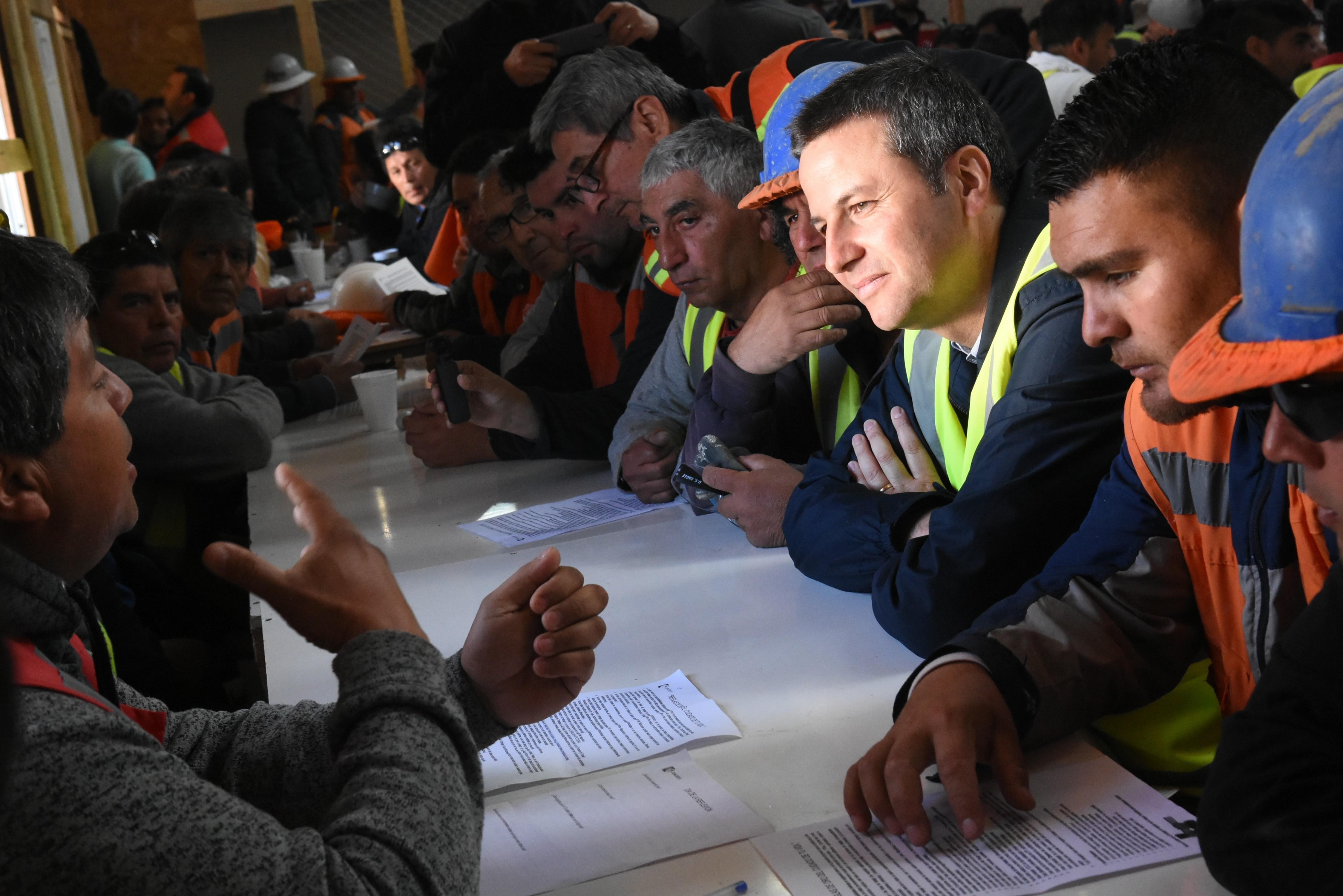 Foto: Câmara de Construção do Chile (CChC