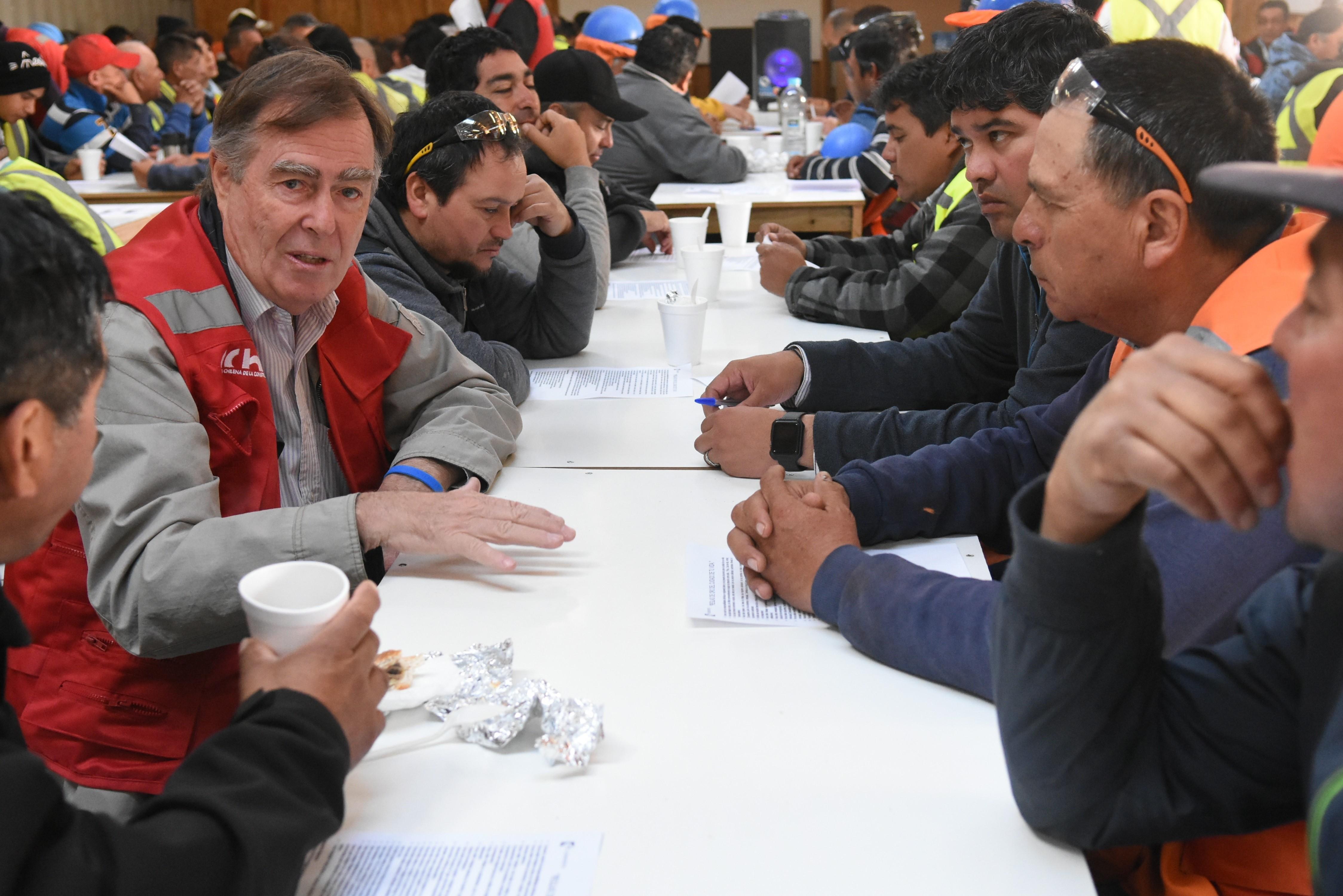 Foto: Câmara de Construção do Chile (CChC)