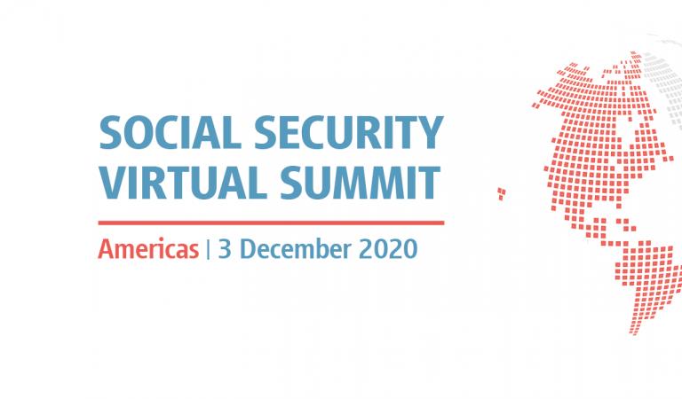 Cúpula Virtual ISSA sobre Previdência Social para as Américas