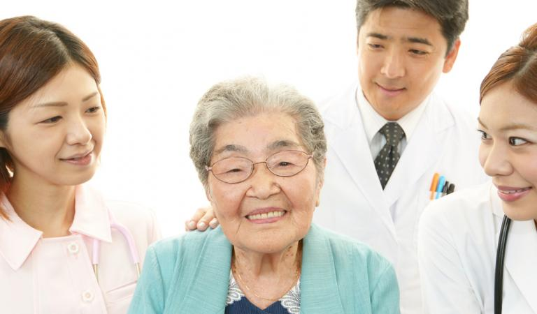 Responding to growing long-term care needs in East Asia
