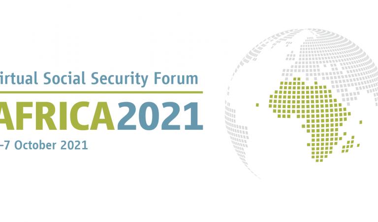Logotipo da VSSF Africa 2021