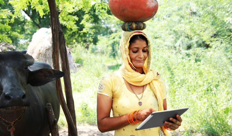 Digitalisation in social security: Services and coverage in South Asia