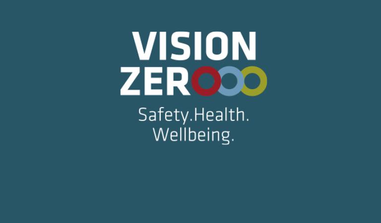 Logotipo do Vision Zero
