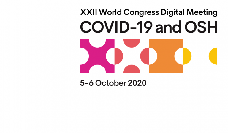 XXII World Congress Digital Meeting logo