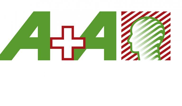 Logotipo do Congresso A + A