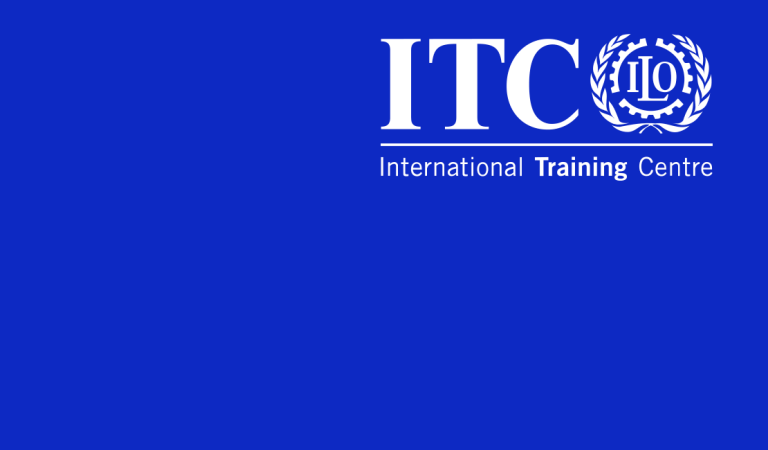 ILO International Training Centre logo