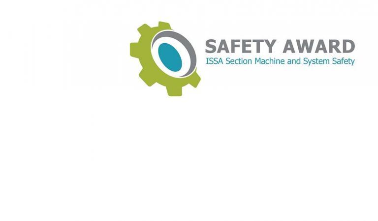 Logotipo do prêmio de segurança