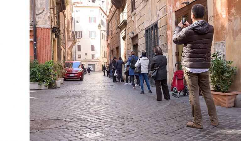 Itália, coronavírus