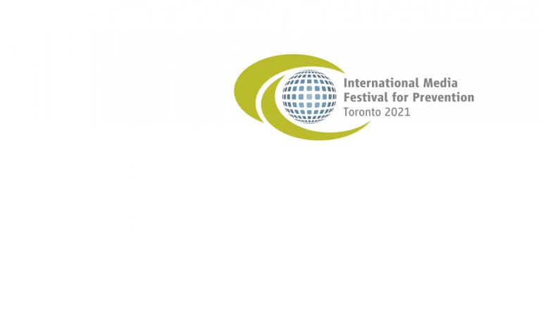 Logotipo do International Media Festival for Prevention