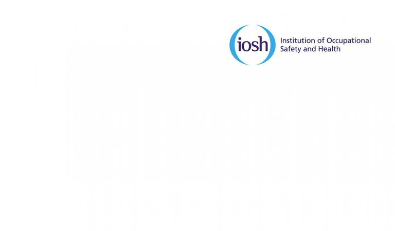 Logotipo IOSH